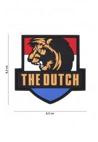 Patch 3D PVC The Dutch